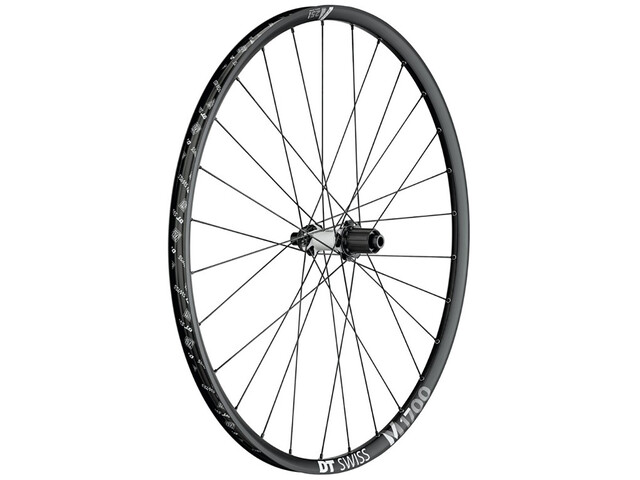 "DT Swiss M 1700 Spline Hinterrad 27.5"" Disc CL 148/12mm Steckachse 25mm black"